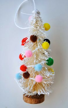 Merry Little Christmas Tree ornaments