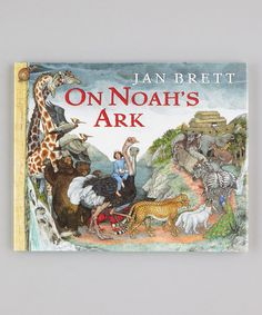 Take a look at this On Noah's Ark Hardcover by Penguin Group (USA) on #zulily today!