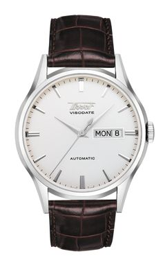 TISSOT HERITAGE VISODATE AUTOMATIC - T019.430.16.031.01 - Tissot Swiss Watches
