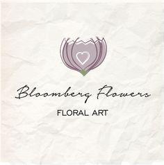Florist Logo - Get a super awesome logo design for 5$! Lotus Logo, Florist Logo, Best Logo Design, Creative Business, Floral, Awesome, Candle, Queen Mother, Vivarium
