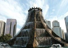cool fountains