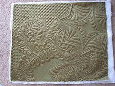 "Paula Reid - Machine Quilter: ""My Designs"" Workshop with Cindy Needham Quilting Stencils, Longarm Quilting, Free Motion Quilting, Machine Quilting Designs, Quilting Ideas, Paula Reid, Whole Cloth Quilts, Quilt Stitching, Custom Quilts"
