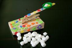 Marvelous Marshmallow Catapult (via Lovezilla)