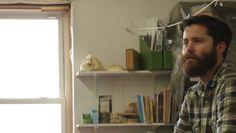 VIDEO: Studio Visit with Beau Stanton by Roger Smith Hotel - http://art-nerd.com/newyork/video-studio-visit-with-beau-stanton-by-roger-smith-hotel/