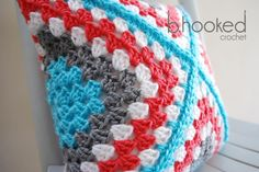 Free Crochet Patterns for Home Decorating Rugs, Pillows and More | AllFreeCrochet.com
