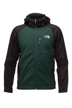 The North Face Men's Polar Hooded Jacket £280.00. This would be real sweet in maybe a different color scheme
