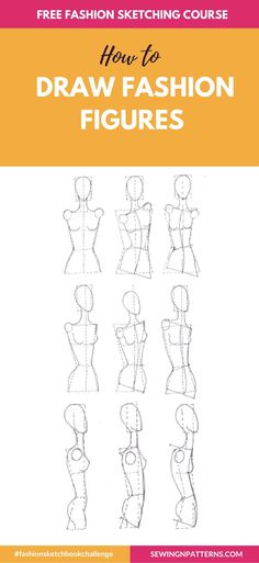 fashion illustration techniques, fashion illustration tutorial, fashion illustration sketches Fashion sketch like a pro with 30 days FREE fahion design course How to Draw Fashion Sketches step by step Fashion Illustration Techniques, Fashion Illustration Tutorial, Illustration Mode, Fashion Illustration Sketches, Design Illustrations, Illustrations Techniques, Fashion Design Sketchbook, Fashion Design Portfolio, Fashion Design Drawings