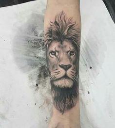 Lion tattoo shading - My list of best tattoo models Lion Head Tattoos, Leo Tattoos, Animal Tattoos, Forearm Tattoos, Rose Tattoos, Future Tattoos, Tatoos, Form Tattoo, Tattoo Shading