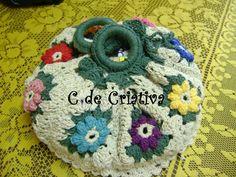 Resultado de imagem para como faço porta prato de croche