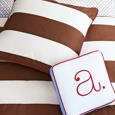 Asher Bedding for Boys Rooms | Serena & Lily