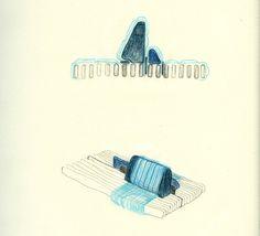 Croquis : Projet Corpus par Benjamin Graindorge