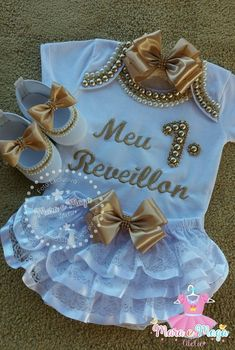 Gold Sequin Bow Dress with Lace Trim My Baby Girl, Baby Love, Baby Set, Baby Bling, Cute Baby Clothes, Dress With Bow, Kids And Parenting, Baby Dress, Crochet Baby