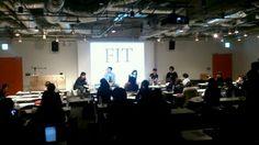 【イベント中継】本日の登壇者全員でのパネルディスカッションが始まりました。登壇は左から、ヒラタモトヨシ研究員・定国直樹さん・ナカムラユキさん・西谷真理子さん・北田能士さんです。