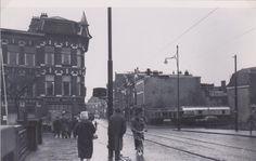 Steenstraat Leiden (jaartal: 1950 tot 1960) - Foto's SERC