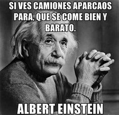 Frase sabia de Albert Einstein. #humor #risa #graciosas #chistosas #divertidas