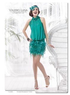 Valerio Luna Stylish Dresses, Cute Dresses, Beautiful Dresses, 1920s Fashion Dresses, Vintage Fashion, 20s Outfits, Fashion Outfits, Maternity Dresses, Maternity Fashion