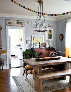 The Colorful New Chapter of a Charming Victorian | Design*Sponge