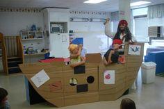 Sailing The Seas At Summer Camp