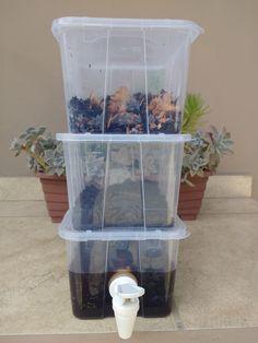 Compost Soil, Worm Composting, Garden Yard Ideas, Garden Projects, Organic Weed Control, Vertical Garden Wall, Vegetable Garden Planning, Mosquito Repelling Plants, Garden Games