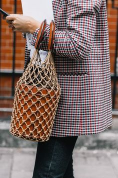 net bag crush