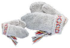 Lovikka Mittens - knitting classes in Norway