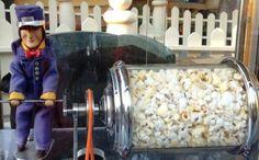 An Inside Look: The Secret Popcorn People of Disneyland - Toontown Conductor