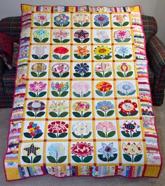 Attic Window Quilt Shop: LOOK WHAT YOU CAN DO WITH BABY CLOTHES