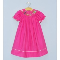 Smocked Nativity Bishop - $58.00