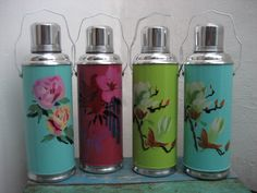 Thermos insulation flask bottle hot drinks chinese kitchen mint pink green1.2 l #Kitchen #chinese