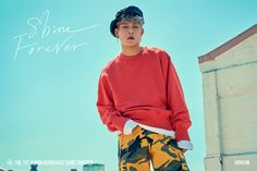"[Actualizado] MONSTA X revela foto grupal y teaser individual de Shownu para ""Shine Forever"" - Soompi Spanish"