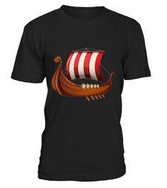 Viking Ship - T-shirt  #gift #idea #shirt #image #funnyshirt #bestfriend #batmann #supper # hot