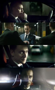 The Art of Villainy with Tom Hiddleston | F-TYPE Coupe (by Jaguar USA)