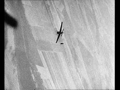 Aerial Combat Footage - Impressive Shots [Full Resolution]. United States Aircraft shooting German Raiders in a New Year's Day attack (year unknown). This was called Luftwaffe's Black Monday. Pictures of German aircraft being shot down and bursting into flames in flight. Shots of various German aircraft shot down including a nazi pilot jumping out of his plane.
