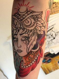gypsy tattoo   Tumblr