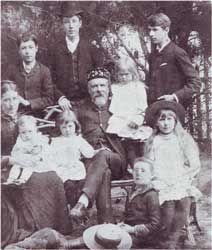 The Lindsay family.