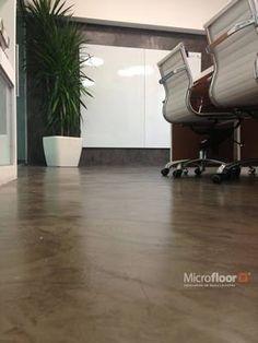 1000 images about pisos on pinterest polished concrete - Microcemento sobre azulejos ...