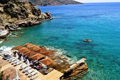 The island of Sifnos in the Cyclades. Also know as the best kept secret of Greece.