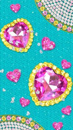 Glittery Wallpaper, Bling Wallpaper, Luxury Wallpaper, Heart Wallpaper, Purple Wallpaper, Cellphone Wallpaper, Aesthetic Iphone Wallpaper, Wallpaper Backgrounds, Kawaii Background