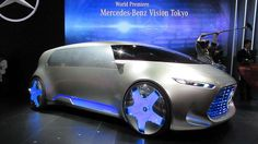 Mercedes-Benz Vision Tokyo - Motoring Research