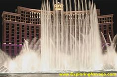 How to Photograph the Fountains of the Bellagio at Night : A Photographers Guide
