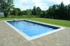 INGROUND POOLS Home Design Ideas, Pictures, Remodel and Decor