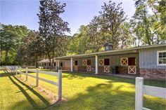 MEADOWRIDGE FARM  |  Atlanta, GA  |  Luxury Portfolio International Member - Beacham & Company, REALTORS