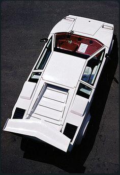 1974-90 Lamborghini Countach History by Dan Jedlicka