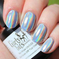Girly Bits Ultra Fine Holographic Powder
