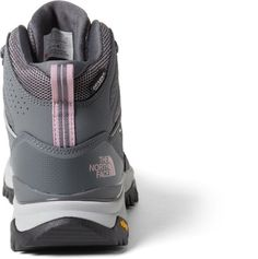With waterproof membranes heel CRADLE technology and durable Vibram outsoles The North Face Hedgehog Fastpack II Mid WP hiking boots for women provide protection and support for the trail ahead. Hiking Boots Outfit, Hiking Boots Women, Hiking Shoes, North Face Women, The North Face, Op Logo, Waterproof Hiking Boots, Nike Huarache, Ladies Day