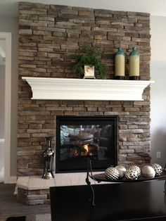 Stoned Fireplace Copperton Laytite J\u0026N Stone & 117 best Fireplaces images on Pinterest in 2018 | Fire pits Fire ...