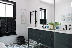 Double Vanity, Bathrooms, Kitchens, Design, Bathroom, Full Bath, Kitchen, Bath, Cuisine