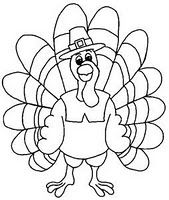 FREE Turkey Printables Free Thanksgiving Coloring PagesTurkey