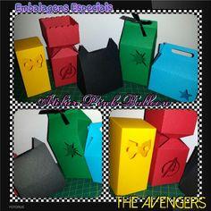 Embalagens Especiais - The Avengers