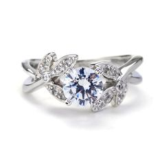 Mark Schneider Mystic Engagement Ring